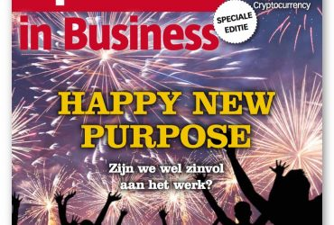 Mijn visie op zakelijk optimisme in de Business bijlage van The Optimist